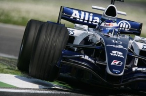 F1 Car_Williams#2