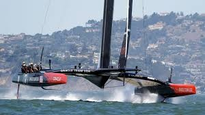 Sailing Americas Cup_