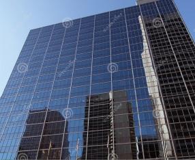 Modern Glass Buidling_