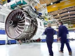 RR Trent Engine__#1_