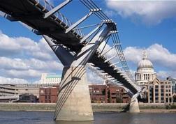 Millenium Bridge Sway #1_