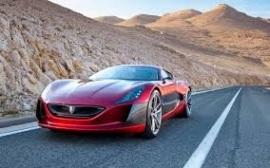 Rimac EV Super Car_#1_